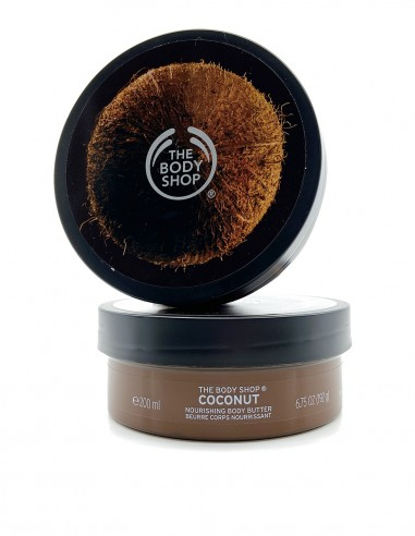 "The Body Shop ""Coconut Body Butter"""