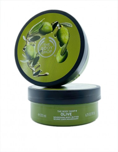 "The Body Shop ""Olive Body Butter"""