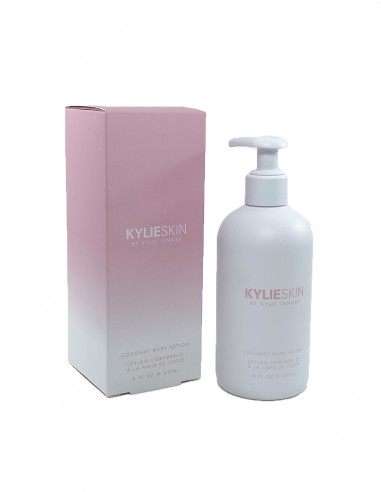 "Kylie Skin Coconut Body Lotion	""Pink"""